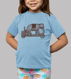 Vintage toy elephant