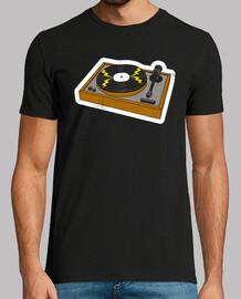 vinyl turntable vintage music