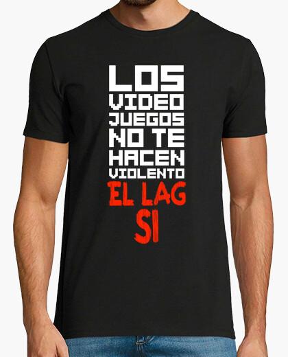 Camiseta Violencia Gamer