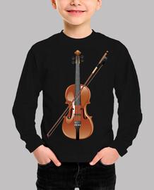 Violin y Arco / Instrumento Musical