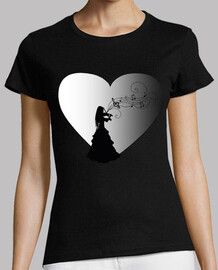 violinist heart