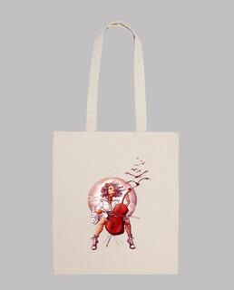Violoncelo Girl Bag