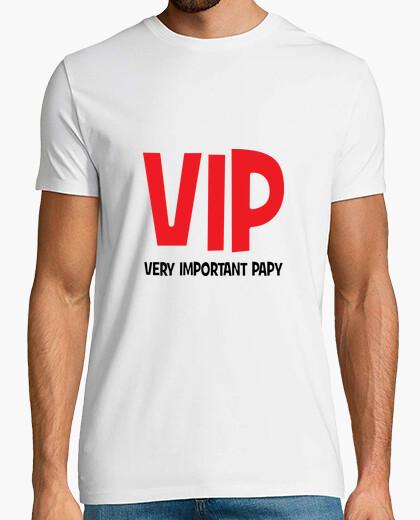 Camiseta vip abuelo muy significativo