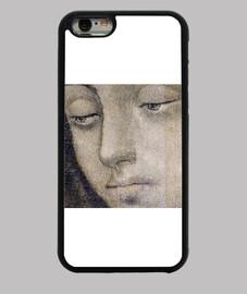 Virgen de Guadalupe - Cara. Funda iPhone 6