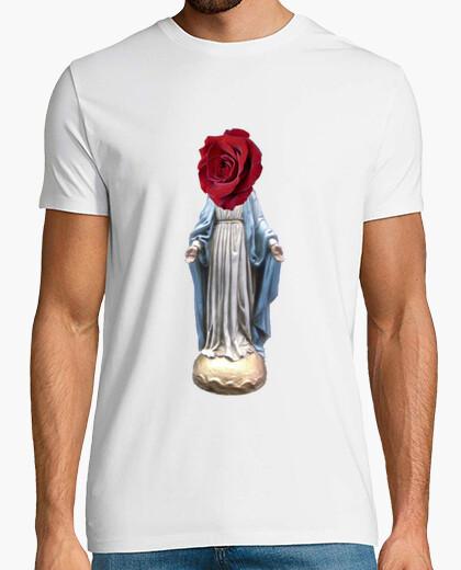 Camiseta Virgen, disponible en cualquier color