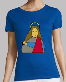 Virgen María niño Jesús