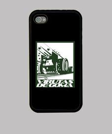 virufunda iphone 4 monochrome