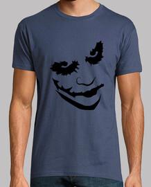 visage corbeau d'halloween
