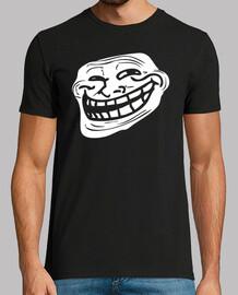 visage de troll