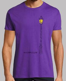 visc a - visca barcelona (de català fanal) - samarreta noi, qualitat supplémentaire