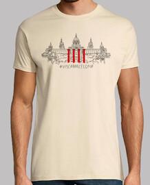 visc a - visca barcelona (mnac) - samarreta noi, qualitat supplémentaire
