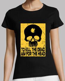 viser la tête t-shirts
