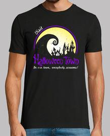 Visit Halloween Town