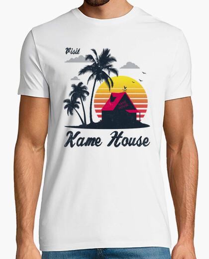 Camiseta Visit Kame House
