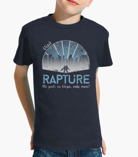 Ropa infantil Visit Rapture