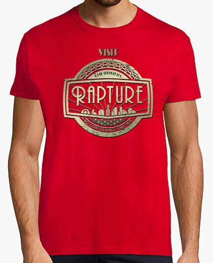 Camiseta Visit Rapture