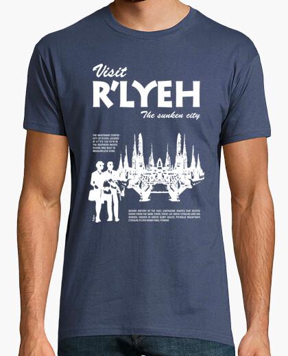 Camiseta Visit R'lyeh