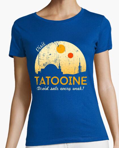 Camiseta Visit Tatooine