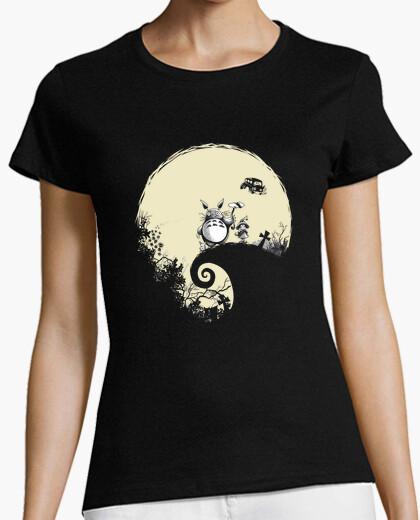 T-shirt visita totoro jack