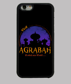 visitare agrabah