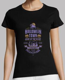 visitare la città di halloween