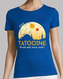 Visite de Tatooine