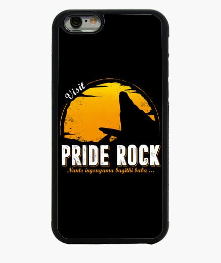 Coque Iphone 6 / 6S visite rock fierté