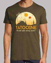 Visite Tatooine