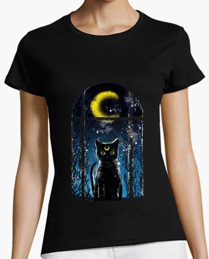 Tee-shirt visiteur de la lune