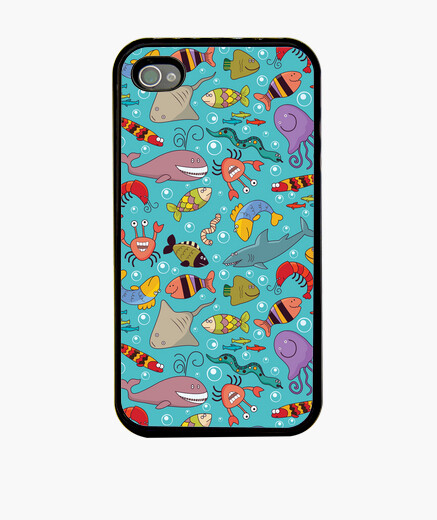 Cover iPhone vita marina