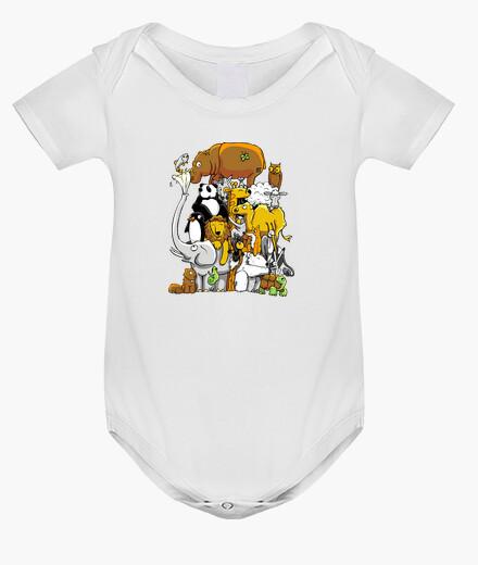 Abbigliamento bambino vita selvaggia