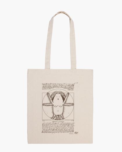 Bolsa Vitruvia by Calvichi's [WEB] para blanc