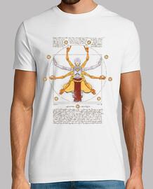 vitruvian omnic mens bianco