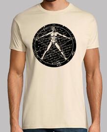 vitruvio pentagram 1.1 (noir)