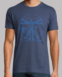 vitruvio t-800 (bleu)