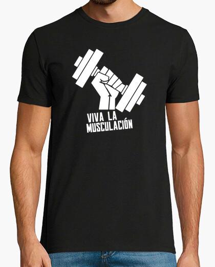 Viva bodybuilding t-shirt