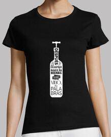 Viva el vino - mujer