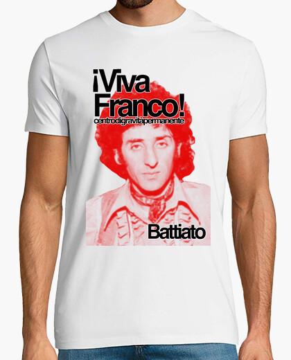 Camiseta Viva Franco Battiato