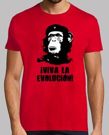 ¡Viva la Evolución!