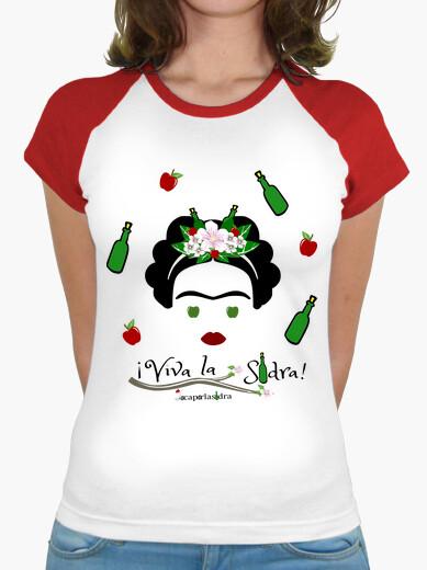 Camiseta Viva la Sidra