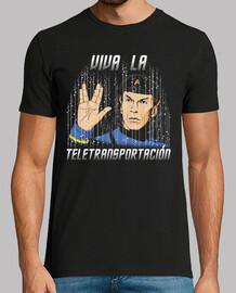 Viva la Teletransportación