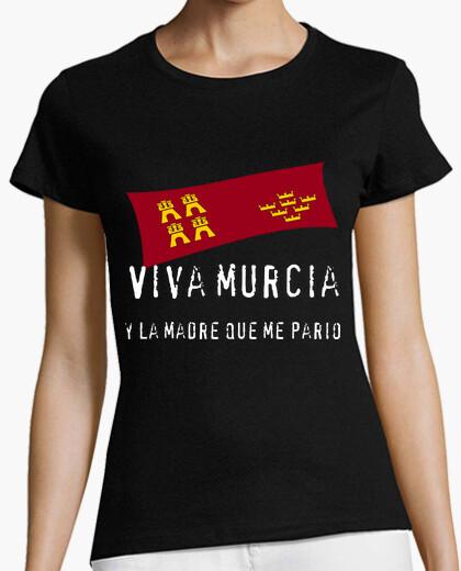 Camiseta viva Murcia y la madre que me pario - nº 494788 - Camisetas ... 5a75d325c98c0