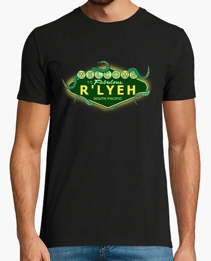 Camiseta Viva R'Lyeh
