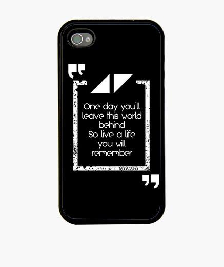 Coque iPhone vivez une vie dont vous vous souviendre
