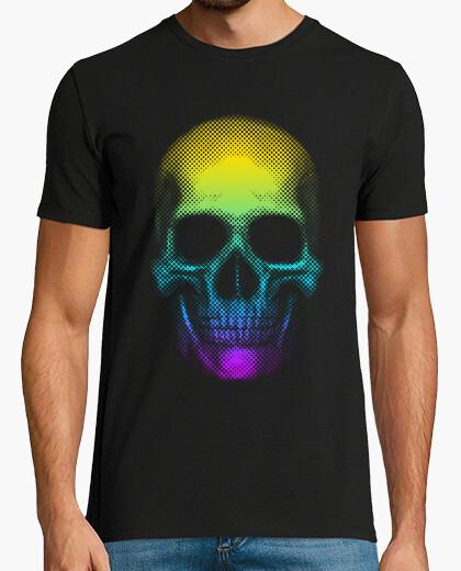 Vivid Skull t-shirt