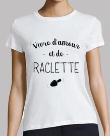 vivir de amor y raclette