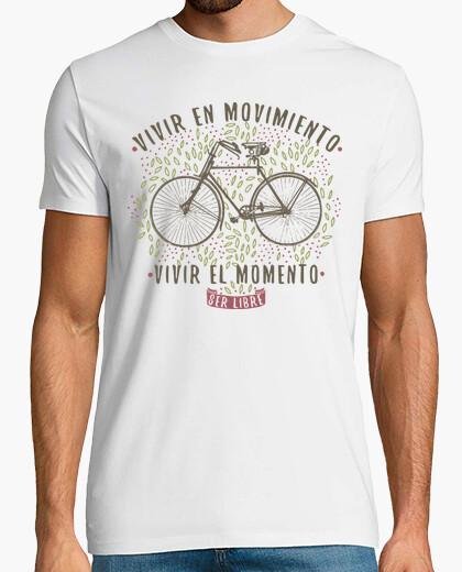 Camiseta Vivir en movimiento