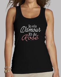 Vivo con amore e rosé
