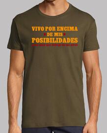 VIVO POR ENCIMA DE MIS POSIBILIDADES © SetaLoca