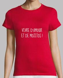 Vivre d'amour et de mojitos / Citation